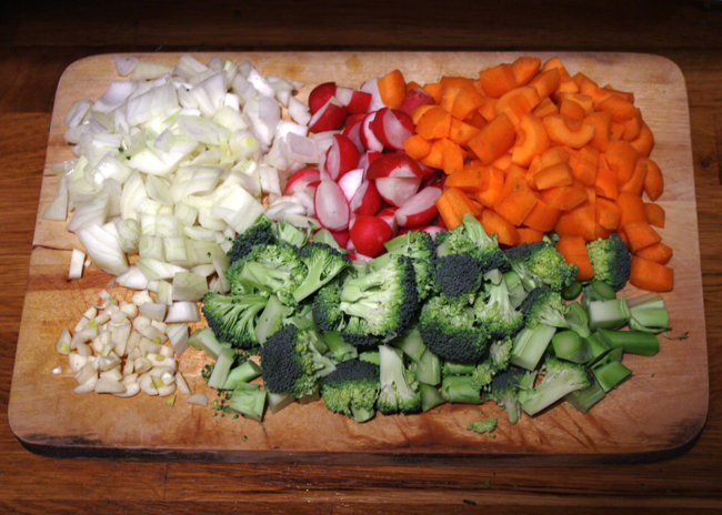 healthy vegetable macaroni and cheese recipe