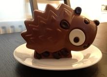 hedgehog-chocolate