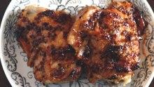 marmelade mustard chicken