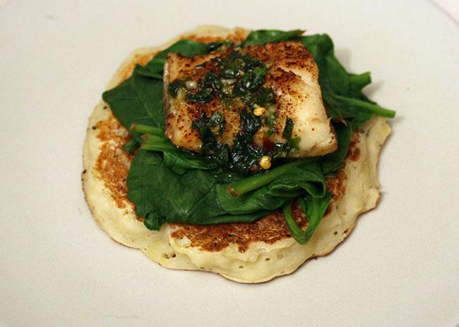 Irish potato pancakes recipe