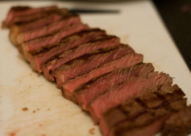 steak pita pockets recipe