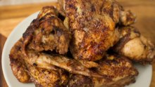oven baked jerk chicken